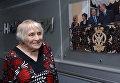 Анн Голон, автор серии романов об Анжелике. Архивное фото