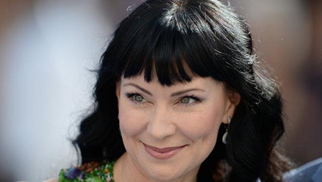 Актриса Нонна Гришаева. Архивное фото