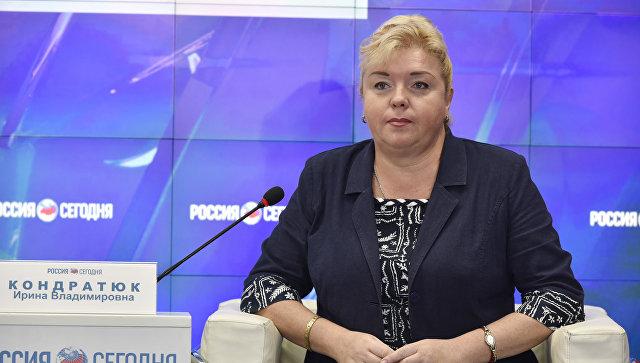 Начальник Инспекции по жилищному надзору Республики Крым – главный государственный жилищный инспектор РК Ирина Кондратюк