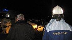 ДТП с участием четырех автомобилей в Белогорском районе