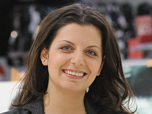 Главный редактор телеканала RT, главред МИА Россия сегодня Маргарита Симоньян