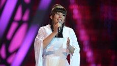 Певица Ирина Дубцова