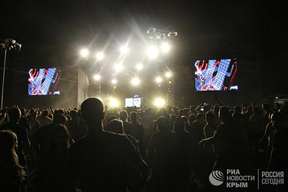 """Фестиваль экстремальных видов спорта """"Extreme Крым 2017"""" на Тарханкуте"""