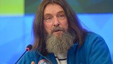 Пресс-конференция о кругосветном полете Федора Конюхова