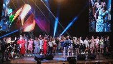Концерт Эмира Кустурицы в Ялте. 23 июля 2017