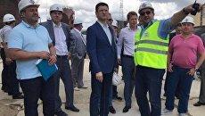 Министр энергетики РФ Александр Новак проверил ход строительства Севастопольской ТЭС