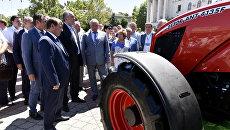 Выставка промышленного потенциала Владимирской области в Симферополе
