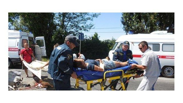 ВКрыму вДТП погибли 2 человека, еще 4 пострадали
