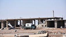 Освобожденный пригород сирийского города Ракка. 13 июня 2017 года