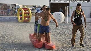 Фестиваль экстремальных видов спорта Extreme Крым 2017