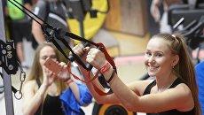 Московский международный открытый фестиваль фитнеса