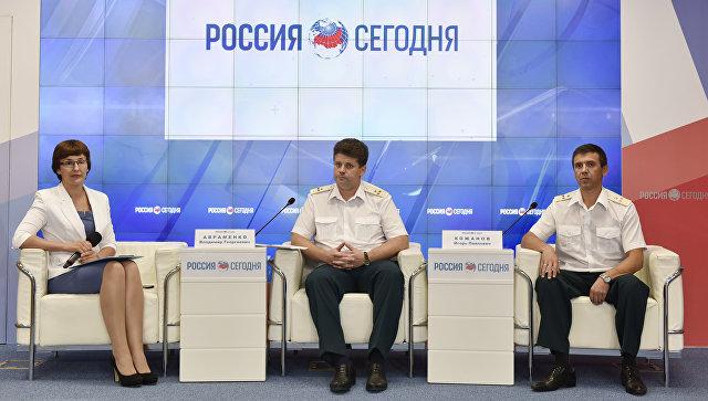 Пресс-конференция Итоги деятельности Крымской таможни за 1 полугодие 2017 года