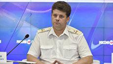 Начальник Крымской таможни, полковник таможенной службы Владимир Авраменко
