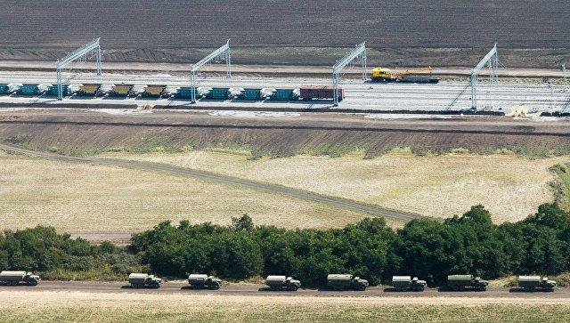 Железнодорожный участок Журавка - Миллерово в обход Украины