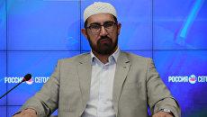 Заместитель муфтия мусульман Крыма Айдер Исмаилов