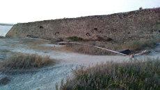В Феодосии ребенок упал в трехметровый колодец