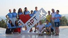 Первая международная смена по русскому языку для зарубежных школьников и педагогов в МДЦ Артек