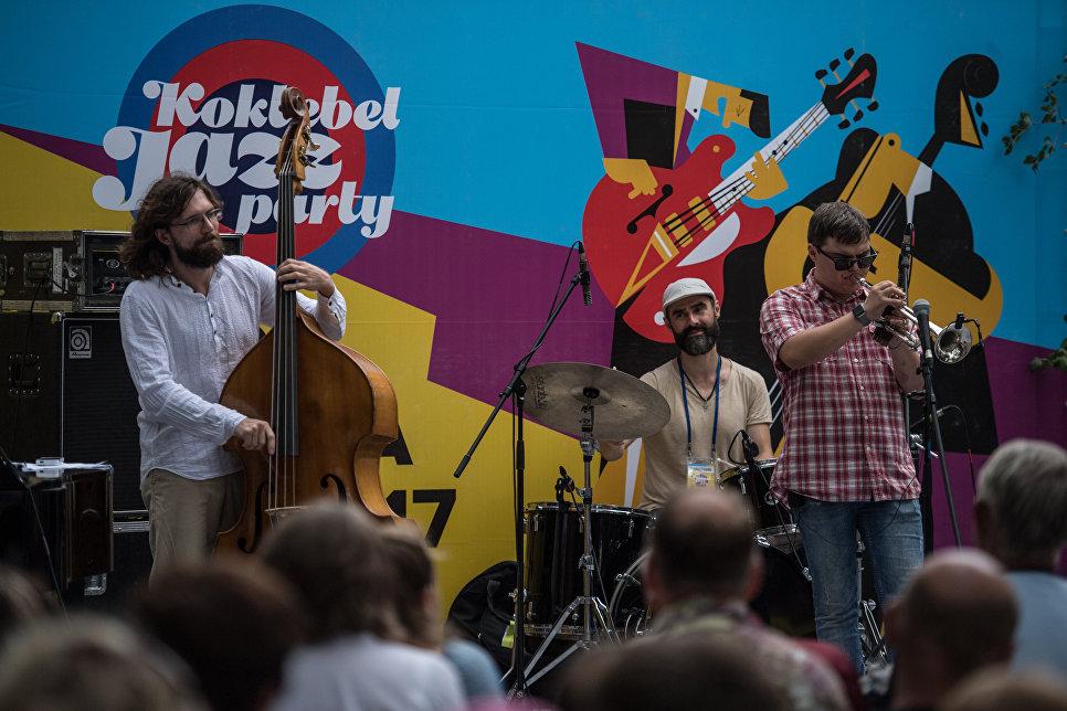 Koktebel Jazz Party 2017