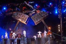 XXII Байк-шоу Ночные Волки в Севастополе