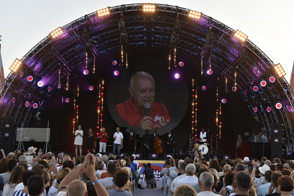 Открытие Международного фестиваля Koktebel Jazz Party-2017
