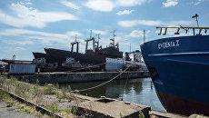 Черноморский судостроительный завод в Николаеве