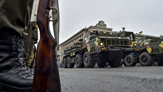 Военная техника, Киев, Украина. Архивное фото