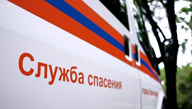 Турист изКузбасса застрял навершине горы вКрыму