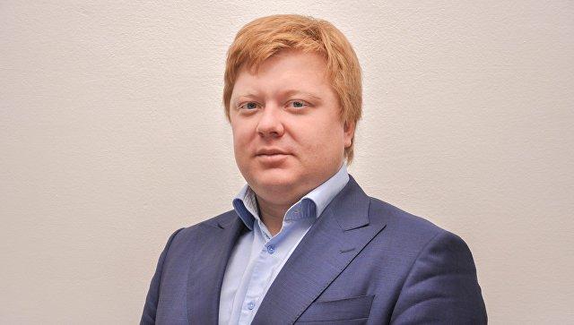 И. о. директора филиала МГУ им. Ломоносова в Севастополе Иван Кусов