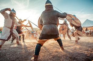 Крымский военно-исторический фестиваль в Севастополе