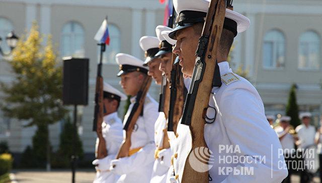 ВСевастополе стартовал IMеждународный военно-исторический фестиваль «Русская Троя»