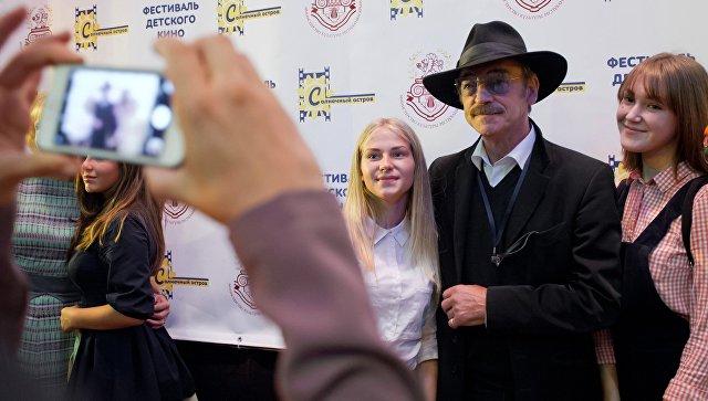 Всероссийский фестиваль кино Солнечный остров в Евпатории