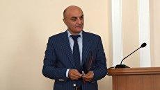 Новый глава департамента городского хозяйства Симферополя Вячеслав Санакоев