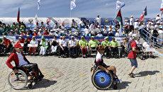 В Крыму стартовал фестиваль для людей с инвалидностью Пара-Крым