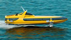 Морское пассажирское судно на подводных крыльях Комета 120М. Проект 23160