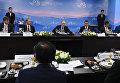 Рабочая поездка президента РФ В. Путина в Приморский край. День второй
