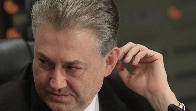Посол Украины в Российской Федерации Владимир Ельченко