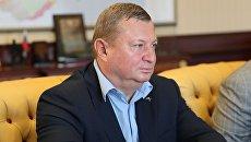 Министр транспорта Республики Крым Игорь Захаров