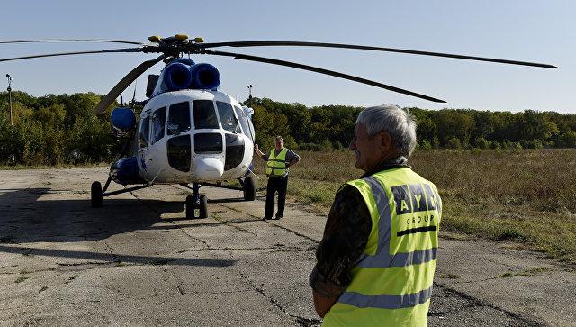 В Крыму впервые за десятилетия возобновили полеты вертолетов санавиации