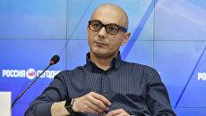 Радиоведущий, писатель и блогер Армен Гаспарян