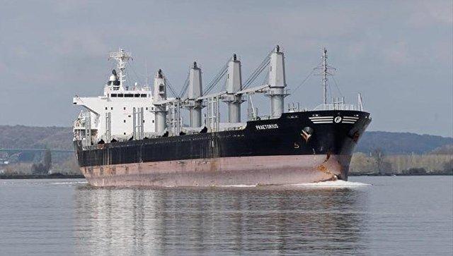 Cотрудники экстренных служб Крыма благополучно эвакуировали моряка ссудна под Севастополем