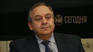 Заместитель председателя Совета министров РК – постоянный представитель Крыма при президенте России Георгий Мурадов