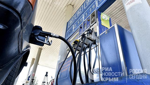 Неменее  40% проб бензина вКрыму показали отличие  стандартам качества