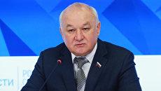 Председатель Комитета Госдумы РФ по делам национальностей Ильдар Гильмутдинов