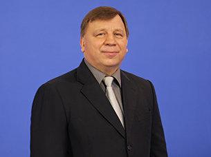 Новый глава администрации Симферополя Игорь Лукашев