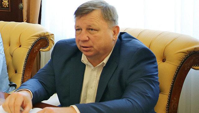 Глава администрации Симферополя Игорь Лукашев