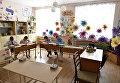 Ученики Симферопольской специальной школы-интерната №2. Класс изобразительного творчества