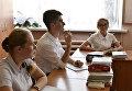 Симферопольская специальная школа-интернат №2. Урок физики