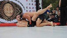 В Ялте открылся турнир по смешанным единоборствам ГИТ Крым 2017