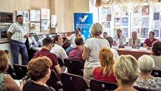 Эксперты ОНФ оценили состояние работ по формированию городской среды в восточном Крымум