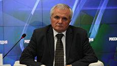Член Общественной палаты РФ от Крыма Иван Абажер
